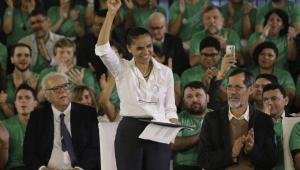 Lula está na frente, mas o que impressiona é a presença de Marina nas pesquisas