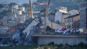 Mortos em desabamento de ponte em Gênova já são 37
