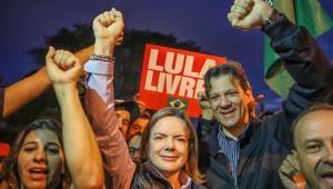 Petistas minimizam vantagem de Bolsonaro e buscam apoios para além da esquerda