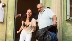 'Nada justifica', diz Letícia Colin sobre agressão a personagem prostituta em novela