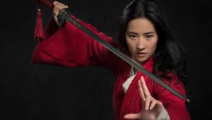 Disney divulga a primeira foto do live-action de Mulan com a atriz Liu Yifei