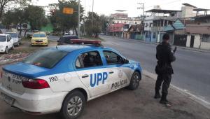 Ação policial termina em tiroteio e interdita acesso à ponte Rio-Niterói