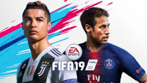 Cristiano Ronaldo e Neymar FIFA 19