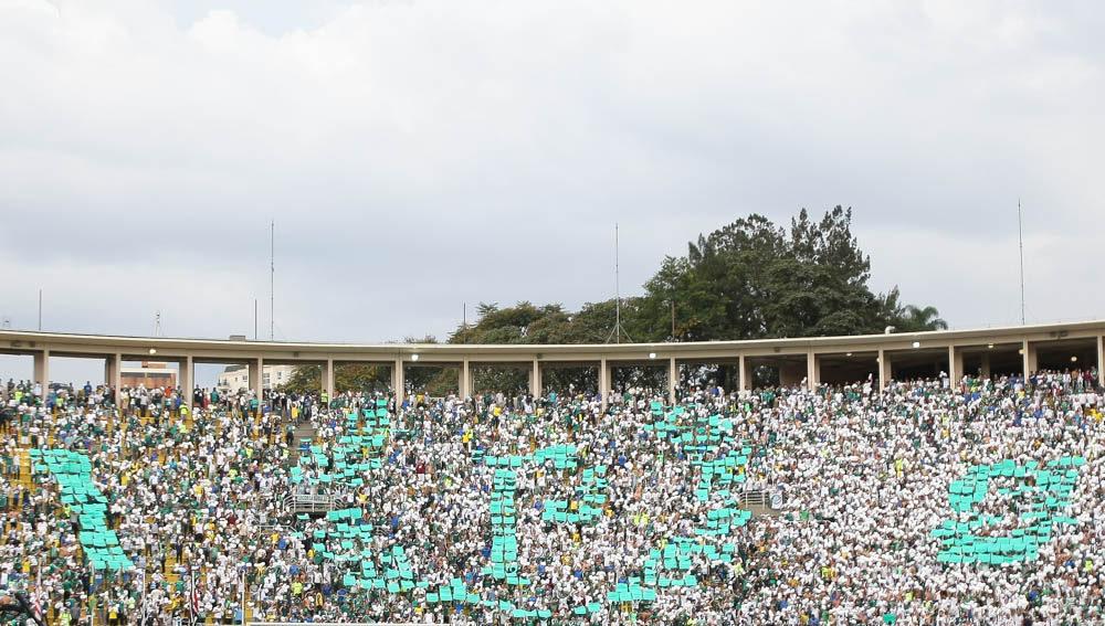 PORCOEMBU! Palmeiras vende todos os ingressos para volta contra o Grêmio pela Libertadores