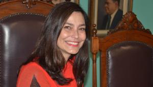 Valéria Monteiro desiste de candidatura à presidência e critica o 'partideco' PMN