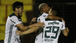 Se vencer todos jogos em casa, Palmeiras terá pontuação para ser campeão
