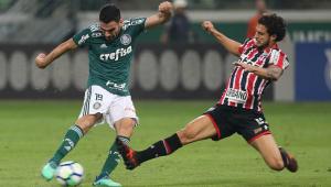 São Paulo tenta evitar tabu de 10 anos contra Palmeiras