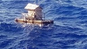 Após 49 dias à deriva em cabana flutuante, indonésio é resgatado