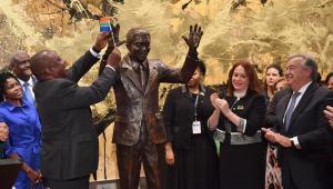ONU diz que legado de Mandela é 'luz de esperança' para o mundo