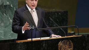 Brasil abrir a Assembleia-Geral da ONU é tradição, não regra