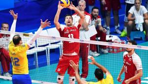 Brasil perde para a Polônia e fica com o vice no Mundial de Vôlei