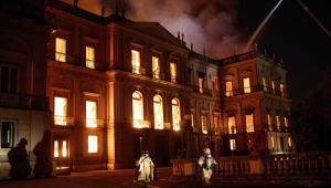 Na mira da Lava Jato, empresa quer investir até R$ 50 mi no Museu Nacional