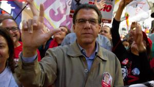 Luiz Marinho diz que vai crescer em pesquisas e compara momento com eleição de 2008