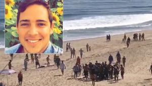 Corpo de surfista morto por tubarão nos EUA chega ao Espírito Santo