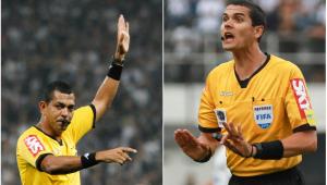 Árbitros da semifinal da Copa do Brasil têm históricos de pênaltis e excesso de cartões no Brasileirão