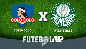 Colo-Colo xPalmeiras: acompanhe o jogo ao vivo na Jovem Pan