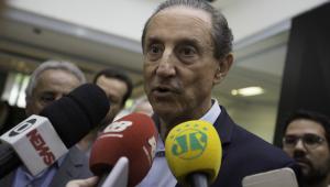 Candidato do MDB ao governo de SP, Paulo Skaf diz ter independência frente ao partido