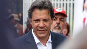 Haddad cobra Justiça Eleitoral: 'quadrilha' de Bolsonaro 'precisa ser desbaratada'