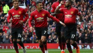 Novamente convocado por Tite, Fred marca 1º gol com a camisa do Manchester United