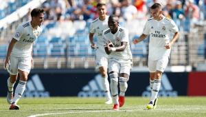 Jornal aponta Vinicius Jr. como titular de Zidane no ataque do Real Madrid