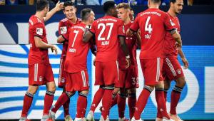 James e Lewandowski marcam, e líder Bayern mantém 100% no Alemão