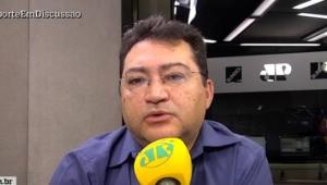 'O Palmeiras que se cuide', diz José Manoel após expulsão absurda de Dedé