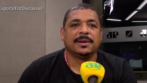Após expulsão de Dedé, Vampeta critica supervalorização brasileira à Libertadores: 'bom para aprender'