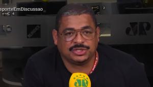 Vampeta ousa e abre o jogo: 'eu acho que o Palmeiras vai ganhar o Brasileiro!'
