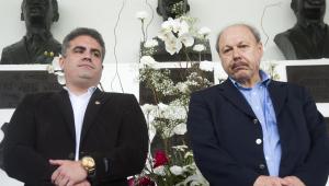 'Peres foi um grande professor... Me ensinou a como não gerir um clube', ironiza vice