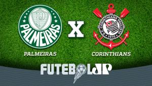 PalmeirasxCorinthians: acompanhe o jogo ao vivo na Jovem Pan