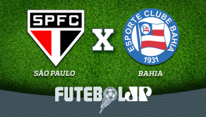 São PauloxBahia: acompanhe o jogo ao vivo na Jovem Pan