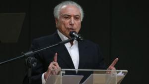 Em evento em SP, Temer insiste em continuidade de políticas de seu Governo na gestão de Bolsonaro