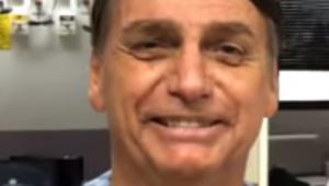 Bolsonaro afirma, em vídeo, que receberá alta até o fim de setembro