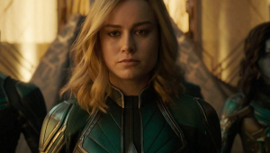 'Capitã Marvel': diretora explica motivo de heroína não sorrir durante o filme