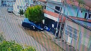 Jovem é presa após pegar carro dos pais e atropelar ciclista