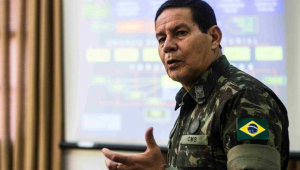 Felipe Moura Brasil: General Mourão desperta indignação seletiva