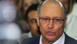 Felipe Moura Brasil: Cresce o desespero anti-Bolsonaro de Alckmin
