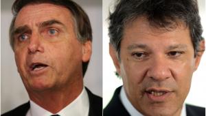 Ibope: Bolsonaro permanece com 28% e Haddad vai a 22%; Ciro tem 11% das intenções