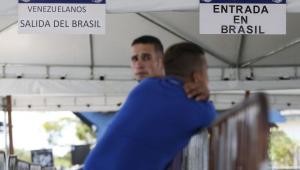 ONU indica que 5,5 mil pessoas deixam a Venezuela por dia