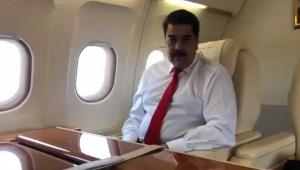 O presidente da Venezuela, Nicolás Maduro, viaja para Nova York, onde vai participar da Assembleia Geral da ONU