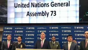 Após ataque a ex-espião russo, Polícia de Nova York reforça segurança na ONU