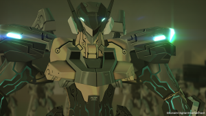 Jehuty Zone of the enders the 2nd runner mars