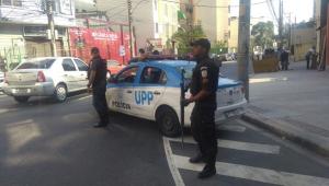 Polícia Militar faz operação na Rocinha