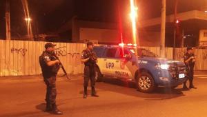 Forças Armadas fazem operação no Jacarezinho, no RJ