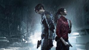 Resident Evil 2 terá qualidade cinematográfica