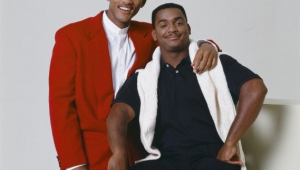 Will Smith e Carlton Banks