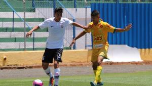 Irmão de lateral do Corinthians marca golaço em duelo do Paulistão Sub-17; assista
