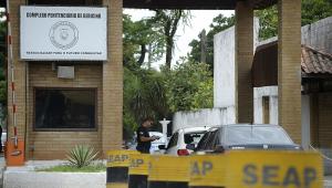 Nova operação apreende celulares no Complexo de Gericinó, no RJ