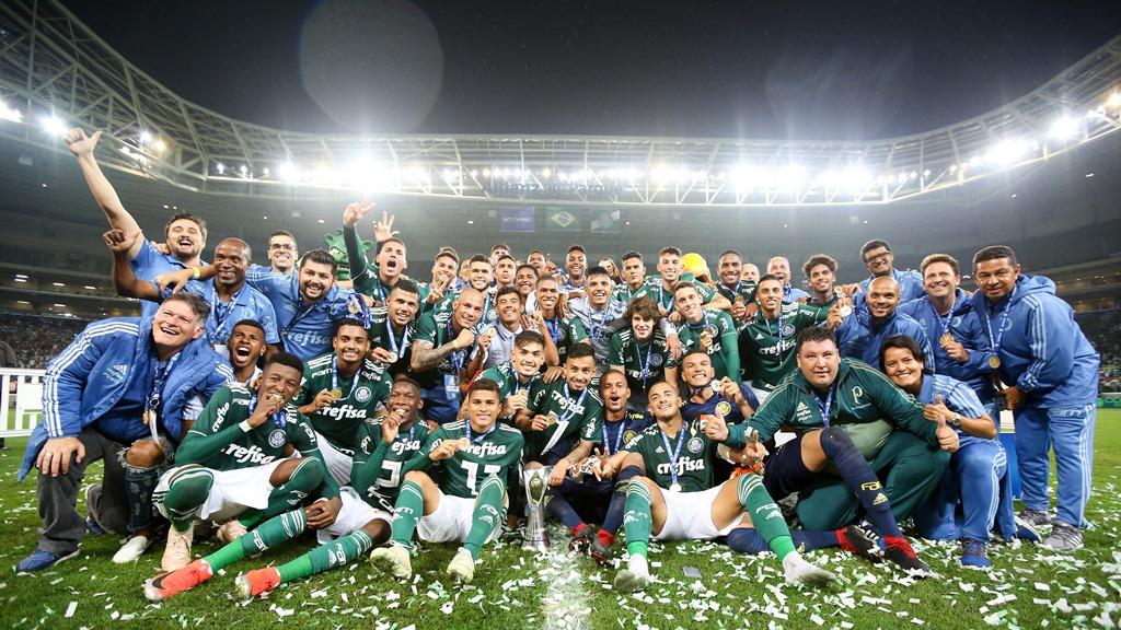 Palmeiras  Divulgação 58cf2c773f0dd
