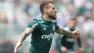 Lucas Lima receberá mais uma chance, mas não tem números de protagonista no Palmeiras